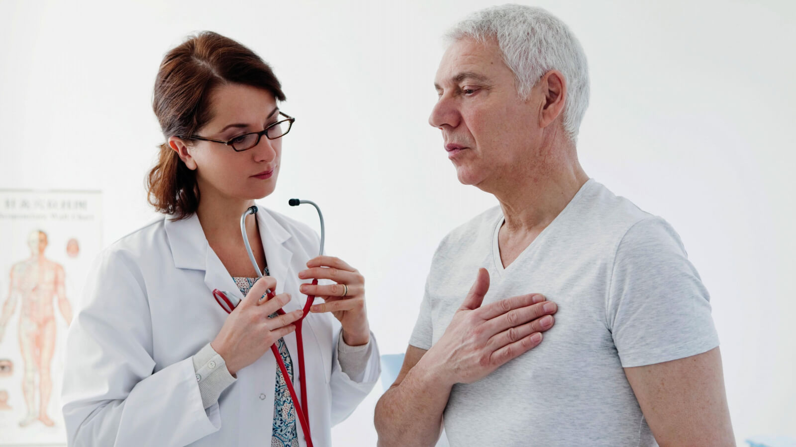 Upset the relationship between heart attacks and strokes
