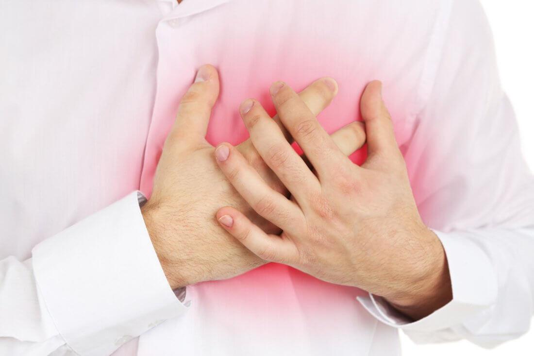 Как сделать чтобы начался сердечный приступ