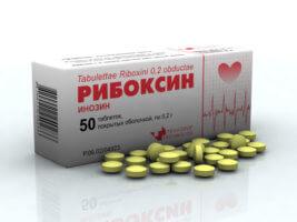 Рибоксин – это эффективный противоаритмическый и коронародилатирующий препарат