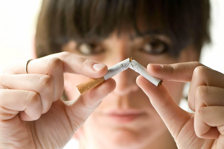 Сильное головокружение бросила курить