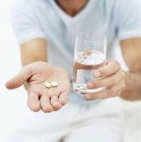 Таблетки нужно принимать внутрь до еды!