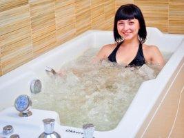 Нарзанные ванны оказывают благоприятный эффект на весь организм