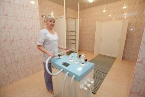 Лечебный душ – это эффективная лечебная процедура для всего организма