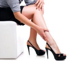 Компрессионные чулки – эффективное лечение варикозного расширения вен на ногах