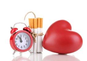 Курение – одна из главных причин болезней сердечно-сосудистой системы