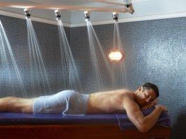 Лечебный душ Виши – один из популярных видов гидротерапии