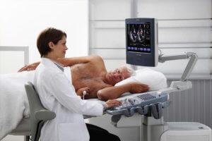 Процедура исследования сердца с помощью УЗИ
