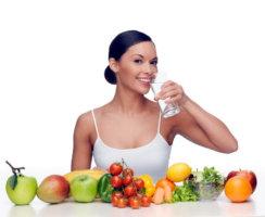 Придерживаемся правильного питания и здорового образа жизни