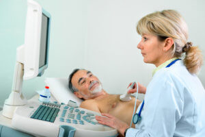Процедура обследования сосудов сердца с помощью УЗИ