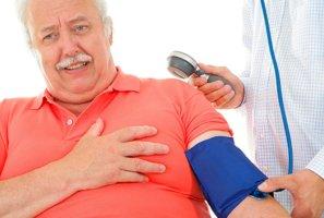 Сильное сердцебиение может быть признаком тахикардии
