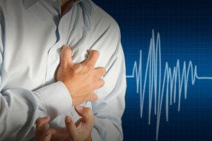 Высокий пульс может привести к внезапному аритмическому шоку