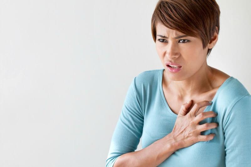 Почему после еды учащается сердцебиение, причины учащенного пульса после приема пищи
