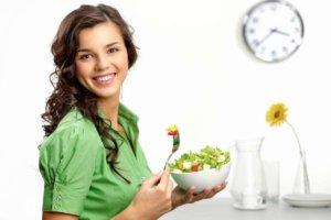 Придерживаемся сбалансированного и правильного питания!