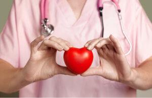 При кардиосклерозе мышечная ткань сердца замещается соединительными элементами