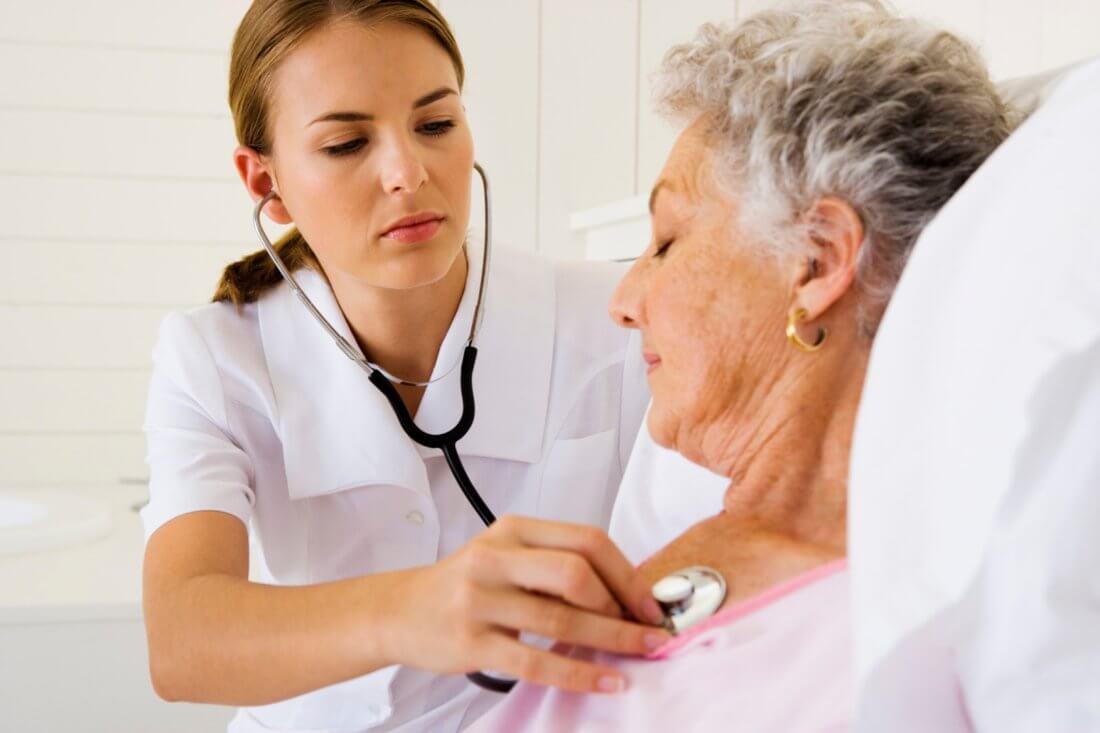Лекарства при сердечной недостаточности у пожилых
