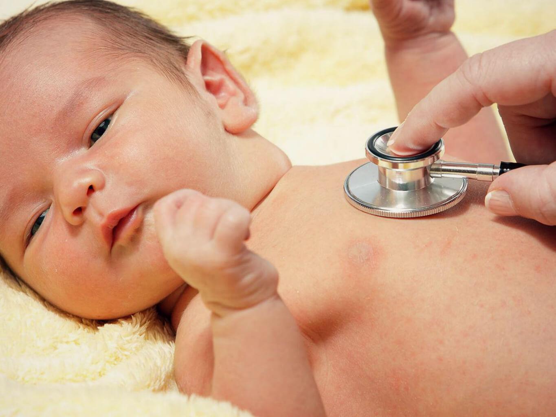 Дефект межжелудочковой перегородки у детей: лечение и прогноз