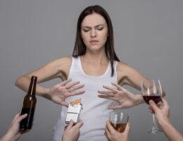 Жизнь без вредных привычек – залог здорового сердца!