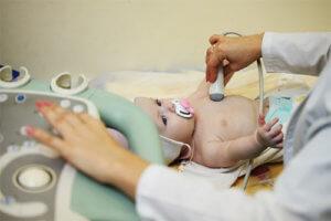 УЗИ – эффективный и безопасный метод диагностики порока сердца у детей