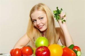 Терапия ВСД включает в себя специальное диетическое питание
