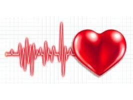 ЭКГ позволяет увидеть гипертрофию правого желудочка