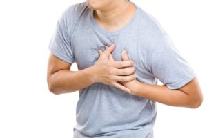 При АВ-блокаде 2 степени часть предсердных импульсов не доходит до желудочков