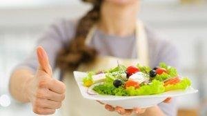 При заболевании важно полноценное, сбалансированное и правильное питание