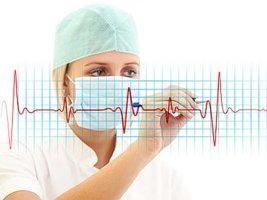 С помощью ЭКГ можно определить признаки гипертрофии правого желудочка сердца