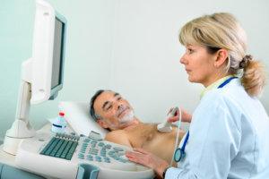 УЗИ позволяет оценить состояние сердца