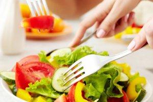 Питание должно быть дробным и сбалансированным