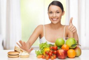Питание подбирается индивидуально в зависимости от типа ВСД