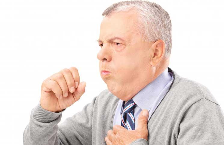 Если кашель после инфаркта