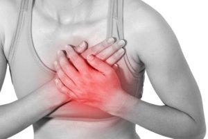 ИБС может вызвать нарушение систолической и диастолической функции миокарда