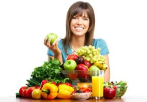 Питание должно быть полноценным, правильным и сбалансированным!
