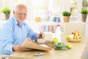 Во время лечения нужно придерживаться специального диетического питания