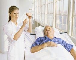 При инфаркте миокарда показа экстренная госпитализация