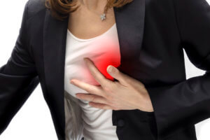 Ишемическая болезнь сердца может иметь острую и хроническую форму