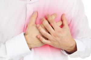 Аневризма сердца чаще возникает у мужчин, чем у женщин!
