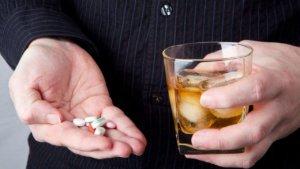 валидол и алкоголь