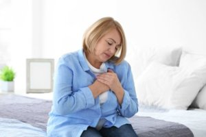 Аритмия проявляется нарушением ЧСС