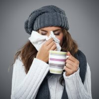 Что делать, если застудил голову