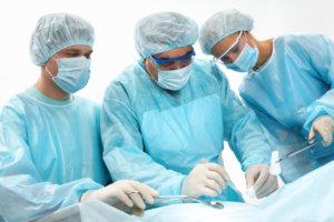 Хирургическое лечение используют при 3 степени патологии
