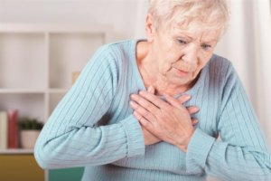 Высокое давление может стать причиной инфаркта