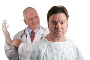 Чаще всего диагноз уже можно поставить на первом осмотре у флеболога