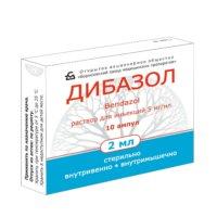 таблетки дибазол инструкция по применению