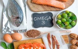 Для профилактики тромбоза и сосудистых заболеваний нужно употреблять продукты с высоким содержанием Омега-3
