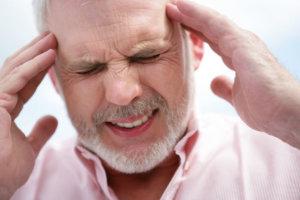 Гипертония может спровоцировать развитие инсульта головного мозга