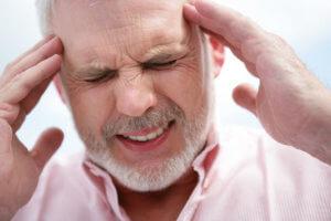 В результате микроинсульта могут возникнуть проблемы с памятью