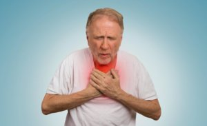 тянущие боли в области сердца