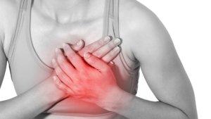Тянущие боли в области сердца: этиология, характер, лечение