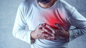 Жжение в груди может указывать на проблемы с сердцем